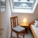 Fenster im Master-Schlafzimmer